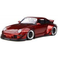 RWB Ducktail, candy red (limited 999)