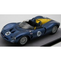 BIZZARINI P538 CanAmBridgehampton'66 #28, M.Gammino (limited 100)