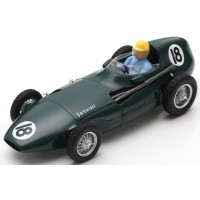 VANWALL VW 2 GP GreatBritain'56 #18, (ab) F.Gonzalez