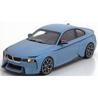 BMW 2002 Hommage Collection, 2018, met.l.blue