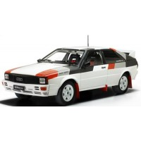 AUDI Quattro Rally Spec., 1982, white