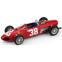 FERRARI 156 F1 GP Monaco'61 #38, 3rd & WorldChampion P.Hill (limited 100)