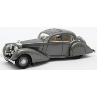 BENTLEY 4.25 Pillarless Saloon Carlton, 1937, met.grey