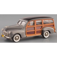 FORD V8 Station Wagon, 1948, rotunda gray