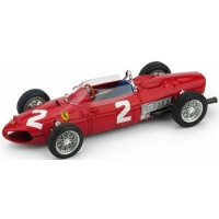 FERRARI 156 F1 GP Italy'61 #2, winner & WorldChampion P.Hill (limited 250)