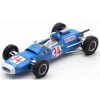 MATRA MS5 F2 GP Germany'66 #34, winner JP.Beltoise
