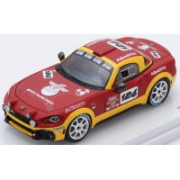 ABARTH 124 Spider Rally Concept