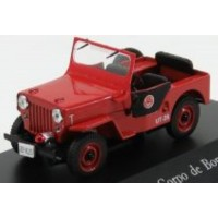 JEEP WILLYS open