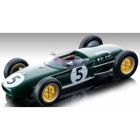 LOTUS 18 GP Netherlands'60 #5, (ab) A.Stacey