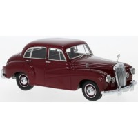 DAIMLER Conquest, 1953, d.red
