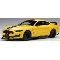 FORD SHELBY GT-350R, yellow/black stripes