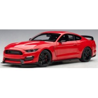 FORD SHELBY GT-350R, race red