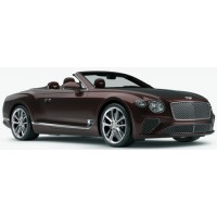 BENTLEY New Continental GT Convertible, cricket ball