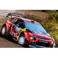 CITROËN C3 WRC Rally Chile'19 #4, S.Ogier / J.Ingrassia