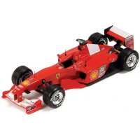 FERRARI F1-2000 GP USA'00 #3, winner M.Schumacher