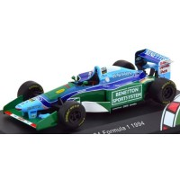 BENETTON B194 #5, 1994, WorldChampion M.Schumacher