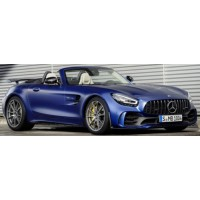 MERCEDES-AMG GT R Roadster, designo brilliant blue magno