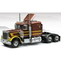 PETERBILT 359, 1980, met.brown