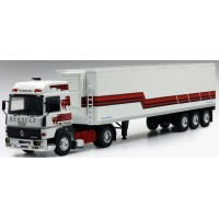 RENAULT R370 Turboleader with Semi, 1986, white