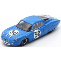 ALPINE M63 24h LeMans'63 #50, B.Boyer / G.Verrier