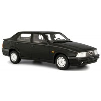 ALFA ROMEO 75 2.0 Twin Spark, 1987, black