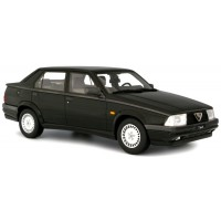 ALFA ROMEO 75 2.0 Twin Spark, 1988, black