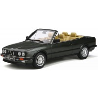 BMW 325I (E30) Convertible, 1988, achat green (limited 2000)