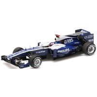 WILLIAMS Cosworth FW32, 2010, R.Barrichello