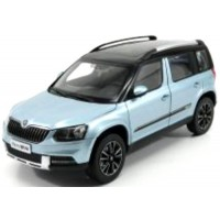 SKODA Yeti FL Outdoor, 2013