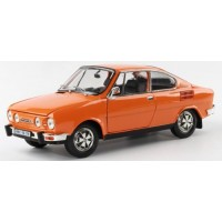 SKODA 110R Coupé, 1980, orange