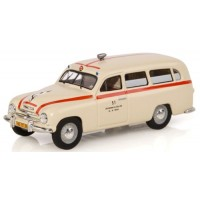 SKODA 1202 Break Ambulance, 1956