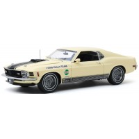 FORD Mustang Mach 1 Competition Team SCCA Manufacturer's Road Rally Championship, 1970