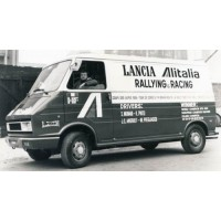 FIAT 242 Rally Assistance