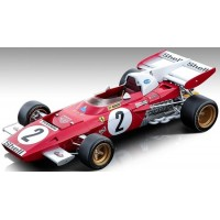 FERRARI 312 B2 GP Netherlands'71 #2, winner J.Ickx (limited 100)