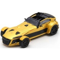DONKERVOORT D8 GTO-40, 2018, yellow