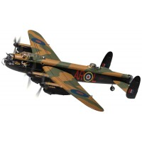 AVRO Lancaster B.1 PA474, operated by The Battle of Britain Memorial Flight, the only airworthy Lancaster in Europe (limited 1000)