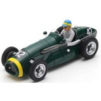 CONNAUGHT A GP France'53, P.Bira