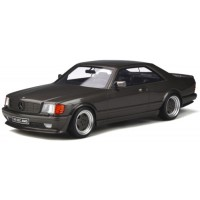 MERCEDES-BENZ 560 SEC AMG (C126), 1987, anthracite grey (limited 2000)