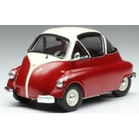 ISO Isetta, 1955, red/white