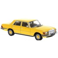 MERCEDES-BENT 450 SEL (W116), 1975, yellow