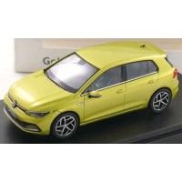 VOLKSWAGEN Golf 8, 2020, lemon yellow