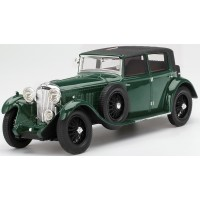 BENTLEY 8 Litres, 1930, green
