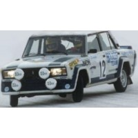 LADA 2105 Rally Sweden'83 #12, Brundza / Girdauskas