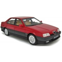 ALFA ROMEO 164 3.0 V6 Q4, 1993, red (limited 350)