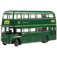 AEC Routemaster London Bus Green Line, 1983