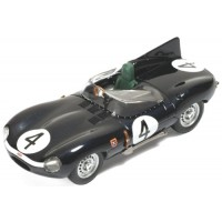 JAGUAR D-type 24h LeMans'56 #4, winner Sanderson