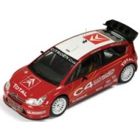 CITROËN C4 WRC Test Version, 2006, Loeb / Elena