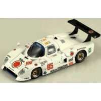 MAZDA 737C LeMans'85 #85, 24th