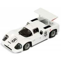 CHAPARRAL 2F LeMans'67 #8, (ab) Jennings / Johnson