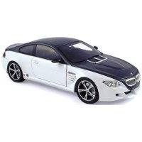 BMW M6 AC Schnitzer Tension, 2007, white/black